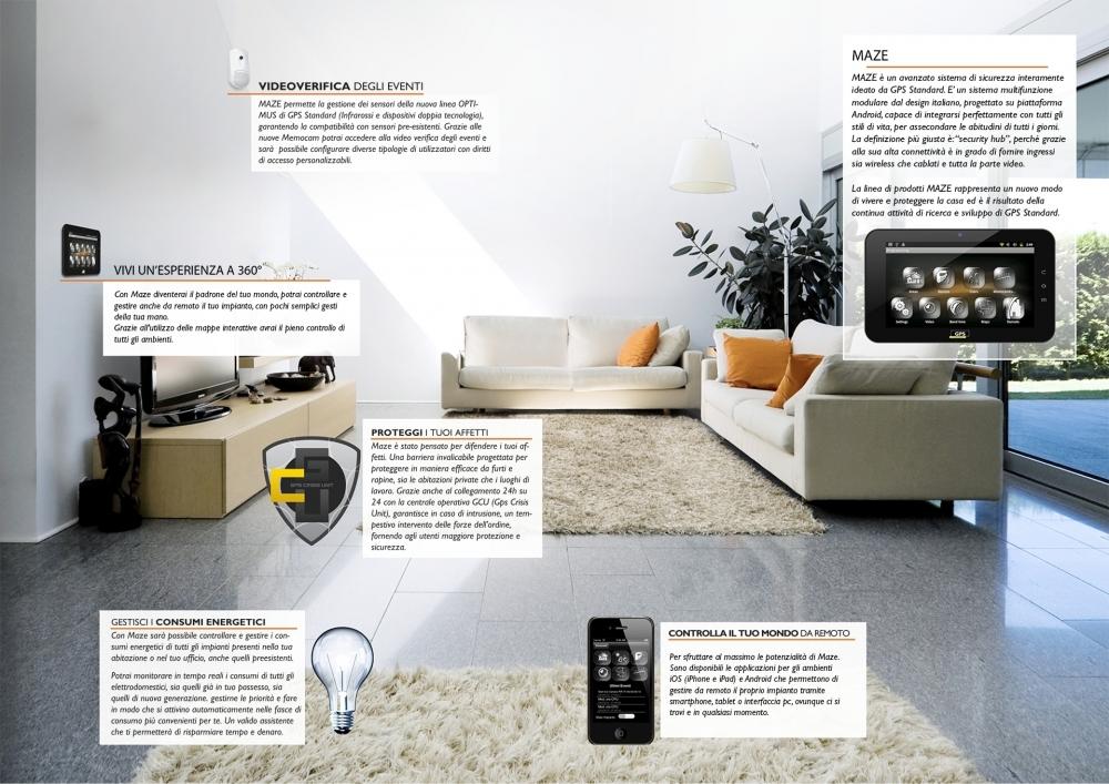 Installazione antifurti per la casa gps standard milano e provincia - Antifurti casa milano ...